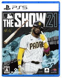 【特典】MLB The Show 21(英語版) PS5版(【早期購入封入特典】ゴールドチョイスパック ×1)