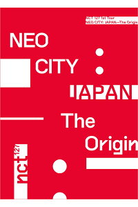 NCT1271stTour'NEOCITY:JAPAN-TheOrigin'(初回生産限定盤)(スマプラ対応)【Blu-ray】[NCT127]