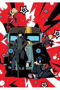 PERSONA5TheAnimation-THEDAYBREAKERS-(完全生産限定版)(Blu-rayDisc)[ペルソナ]