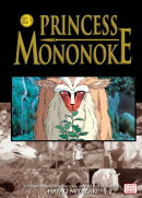 Princess Mononoke Film Comic, Vol. 3