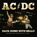 【輸入盤】Back Home With Brian