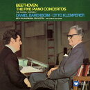 【輸入盤】ピアノ協奏曲全集、合唱幻想曲 バレンボイム、クレンペラー&ニュー・フィルハーモニア管(3CD)