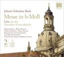 【輸入盤】ミサ曲ロ短調 グリュネルト&ドレスデン聖母教会室内合唱団、アンサンブル(2CD)