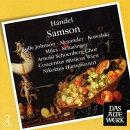 【輸入盤】『サムソン』全曲 アーノンクール&ウィーン・コンツェントゥス・ムジクス、ロルフ・ジョンソン、他(2C…