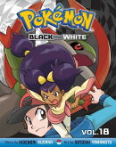 Pokemon Black and White, Volume 18