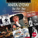 【輸入盤】Anita O'day: Tea For Two (A Centenary Tribute) (2CD)