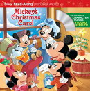 Mickey's Christmas Carol: Read-Along Storybook [With Audio CD]