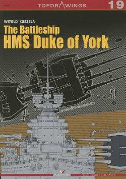 The Battleship HMS Duke of York