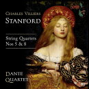 【輸入盤】String Quartet, 5, 8, : Dante Q +joachim: Romanze