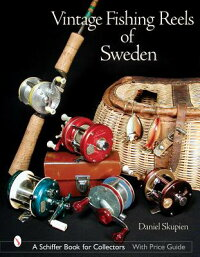 Vintage_Fishing_Reels_of_Swede