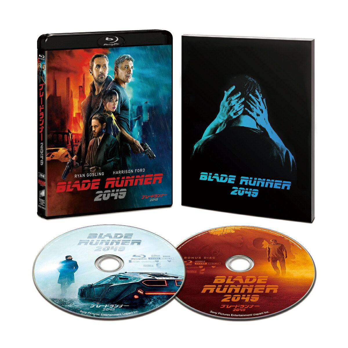 ブレードランナー 2049(初回生産限定)【Blu-ray】 [ ライアン・ゴズリング ]