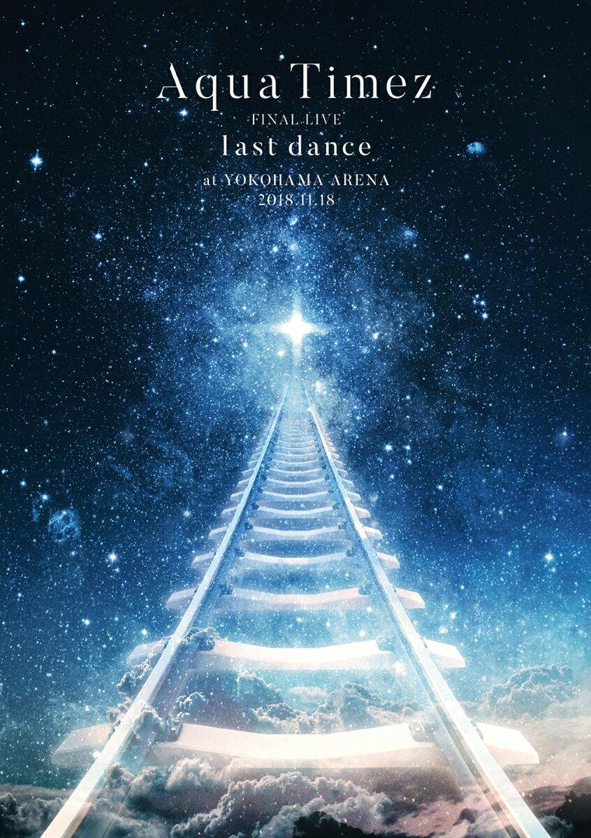 Aqua Timez FINAL LIVE last dance [ Aqua Timez ]