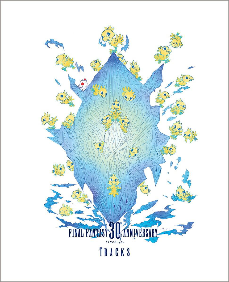 FINAL FANTASY 30th Anniversary Tracks 1987-2017(映像付サントラ/Blu-ray Disc Music)