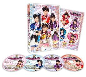 ひみつ×戦士 ファントミラージュ! DVD BOX vol.4 [ 菱田未渚美 ]