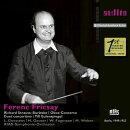 【輸入盤】ティル・オイレンシュピーゲル、ブルレスケ、他 フェレンツ・フリッチャイ&RIAS交響楽団、マルグリット…