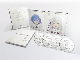 Re:ゼロから始める異世界生活 新編集版 Blu-ray 【Blu-ray】 [ 長月達平 ]