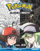 Pokemon Black and White, Vol. 20
