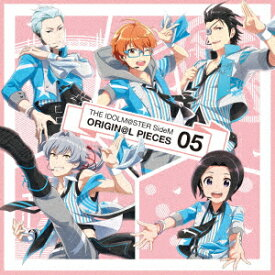THE IDOLM@STER SideM ORIGIN@L PIECES 05 [ (ゲーム・ミュージック) ]