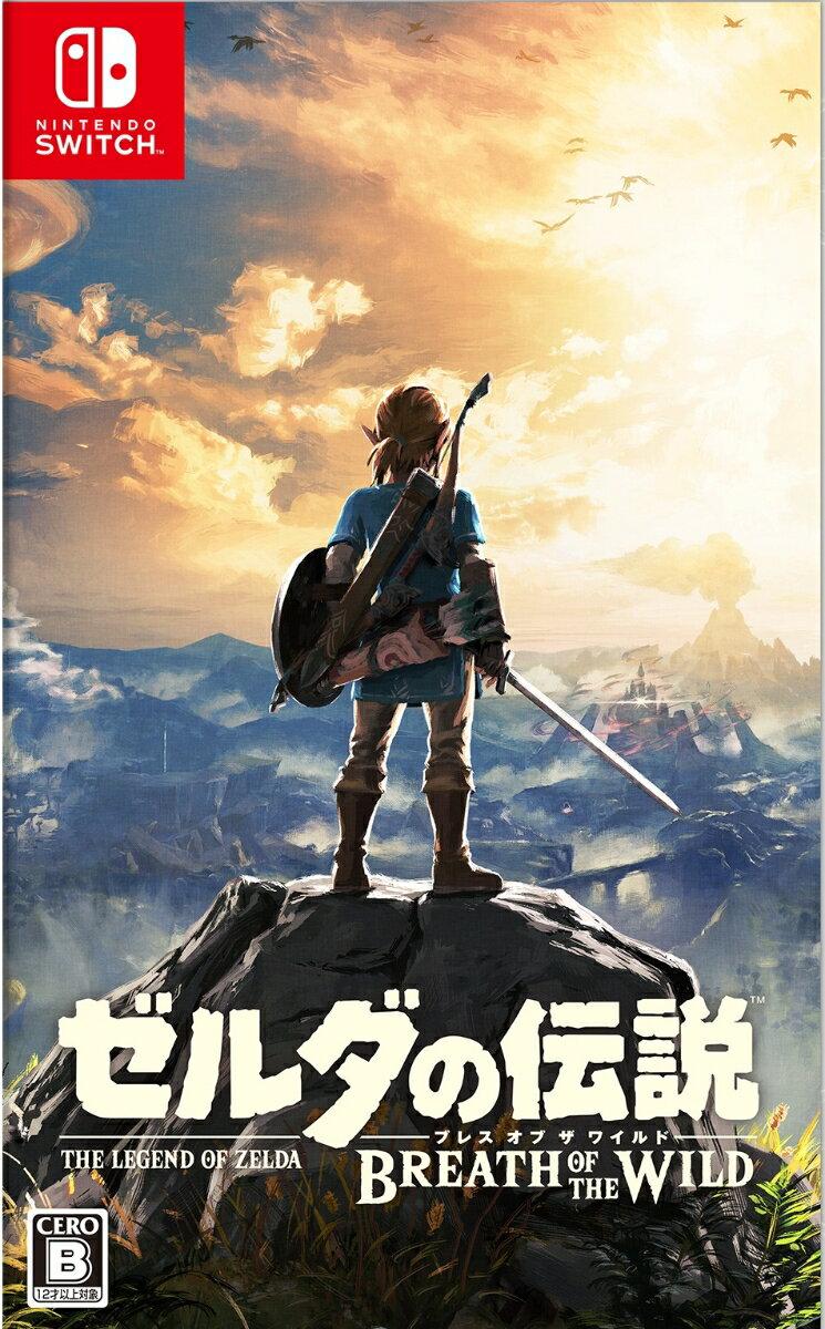 ゼルダの伝説 ブレス オブ ザ ワイルド Nintendo Switch版