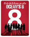 オーシャンズ8 ブルーレイ スチールブック仕様(2,000セット限定)(数量限定生産)【Blu-ray】 [ サンドラ・ブロック ]