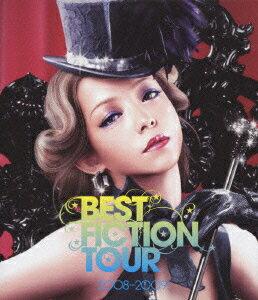 NAMIE AMURO BEST FICTION TOUR 2008-2009【Blu-ray】 [ 安室奈美恵 ]
