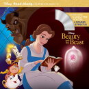BEAUTY & THE BEAST:READ-ALONG STORYBK