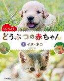 7イヌ・ネコ(くらべよう! どうぶつの赤ちゃん)