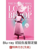 【先着特典】THE TOUR OF MISIA LOVE BEBOP all roads lead to you in YOKOHAMA ARENA FINAL(初回生産限定盤)(オリジナルステッカー付き)【Blu-ray】