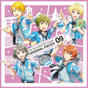 THE IDOLM@STER SideM ORIGIN@L PIECES 09 [ (ゲーム・ミュージック) ]