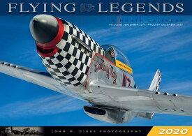 Flying Legends 2020: 16 Month Calendar September 2019 Through December 2020 FLYING LEGENDS 2020 [ Editors of Rock Point ]