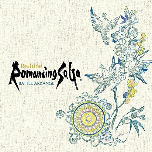 Re:Tune Romancing Sa・Ga BATTLE ARRANGE [ (ゲーム・ミュージック) ]