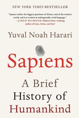 SAPIENS:A BRIEF HISTORY OF HUMANKIND(H) [ YUVAL NOAH HARARI ]