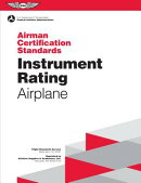 Instrument Rating Airman Certification Standards - Airplane: Faa-S-Acs-8a, for Airplane Single- And