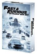 【予約】ワイルド・スピード オクタロジー DVD SET(初回生産限定)