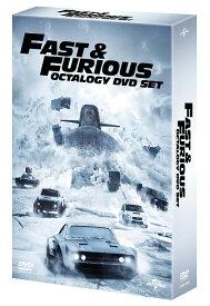 ワイルド・スピード オクタロジー DVD SET(初回生産限定) [ ヴィン・ディーゼル ]