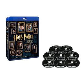 ハリー・ポッター 8-Film ブルーレイセット【Blu-ray】 [ ダニエル・ラドクリフ ]