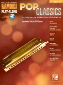 Pop Classics: Harmonica Play-Along Volume 8 [With Access Code]