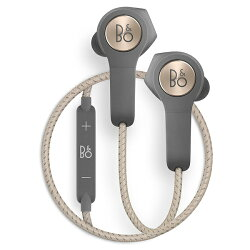 B&O PLAY Beoplay H5 ワイヤレスイヤフォン/チャコールサンド BEOPLAYH5CHARCOALSAND