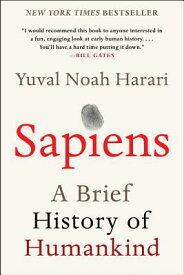 SAPIENS:A BRIEF HISTORY OF HUMANKIND(C) [ YUVAL NOAH *SEE 9780099590088 HARARI ]
