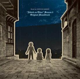 TVアニメ「進撃の巨人」Season 3 オリジナルサウンドトラック [ 澤野弘之 ]