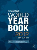 The Europa World Year Book 2 Volume Set
