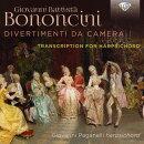 【輸入盤】チェンバロのための室内ディヴェルティメント集 ジョヴァンニ・パガネッリ