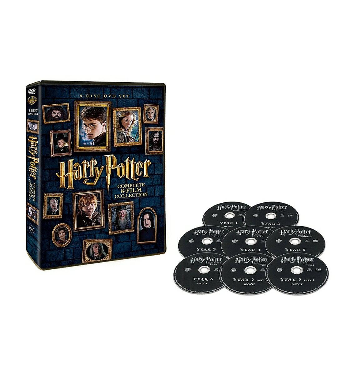 ハリー・ポッター 8-Film DVDセット [ ダニエル・ラドクリフ ]