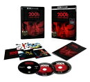 2001年宇宙の旅 日本語吹替音声追加収録版(4K ULTRA HD+HDデジタル・リマスターブルーレイ)【4K ULTRA HD】