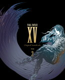 FINAL FANTASY XV Original Soundtrack Volume 2【映像付 サントラ/Blu-ray Disc Music】