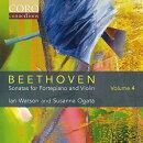 【輸入盤】ヴァイオリン・ソナタ第1番、第2番、第3番 スザンナ・オガタ、イアン・ワトソン