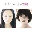 【楽天ブックス限定先着特典】続・40周年記念アルバム 「SEIKO MATSUDA 2021」(マグネットシート(通常盤ver.)) [ 松田…