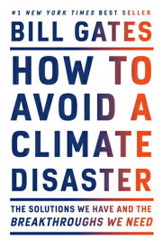 HOW TO AVOID A CLIMATE DISASTER(H) [ BILL GATES ]