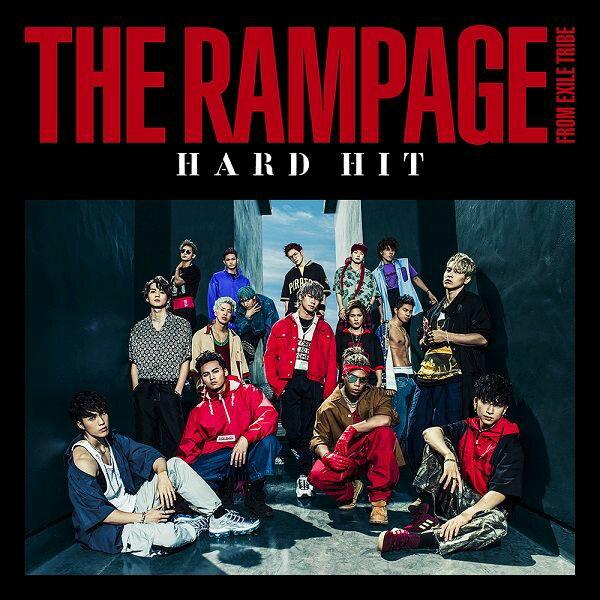 【先着特典】HARD HIT (オリジナルポスター付き) [ THE RAMPAGE from EXILE TRIBE ]