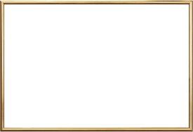ジグソーパズル用フレーム BTS ジグソーパズル ゴールドフレーム 【サイズ50x75cm】